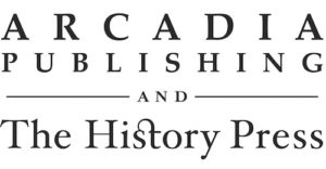 Arcadia Publishing/The History Press logo, publishers of Squaw Valley and Alpine Meadows: Tales from Two Valleys 70th Anniversary Edition by Eddy Starr Ancinas